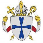 2012 hiippakunnan vaakuna