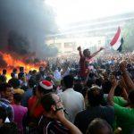 Mielenosoitus Egyptissä 2013. (c) SIR