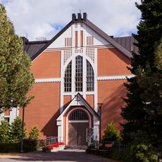 Männistön vanha kirkko