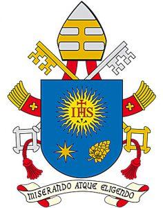 paavi franciscus vaakuna (virallinen)