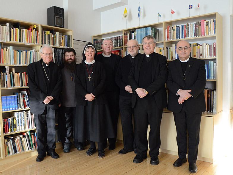 Pohjoismaiden piispat ad limina -vierailulle