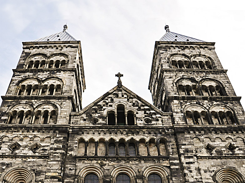 Katolisia messuja Lundin tuomiokirkossa