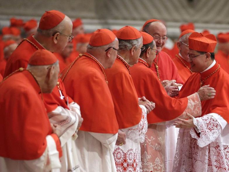 Uusia kardinaaleja kesäkuun lopussa