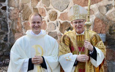 Hiippakunta sai uuden papin