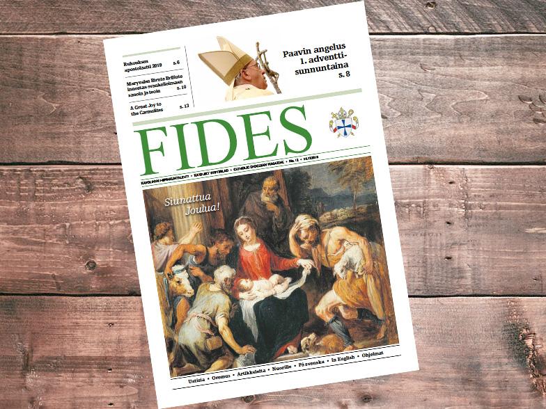 Fideksen ilmestymisaikataulu uudistuu 2019