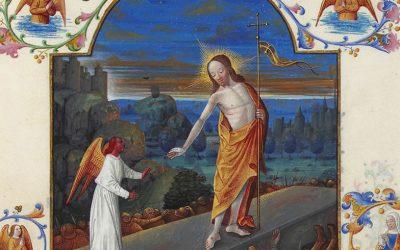 Siunattua pääsiäistä!